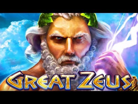 Great Zeus Slot - BIG WIN BONUS, COOL!!!
