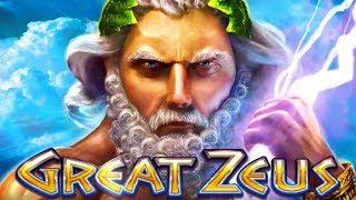 Great Zeus Slot - BIG WIN BONUS, COOL!!!