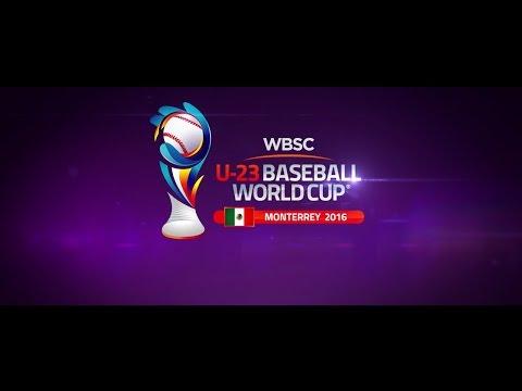 Promo: U-23 Baseball World Cup 2016