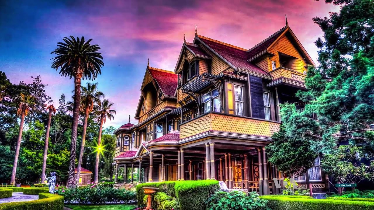 A House Built for Spirits Winchester Mystery House