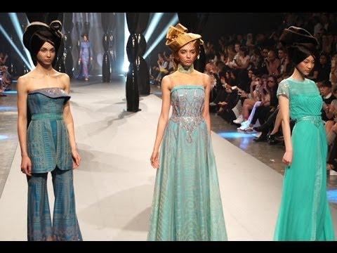 Fashion Forward 2014 Dubai Highlights