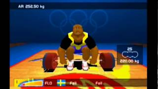 Going For Gold Ep 5 Sydney 2000 Video Game Gameplay