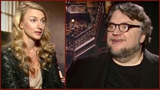 What happened when Guillermo del Toro met a real GHOST and heard a murder