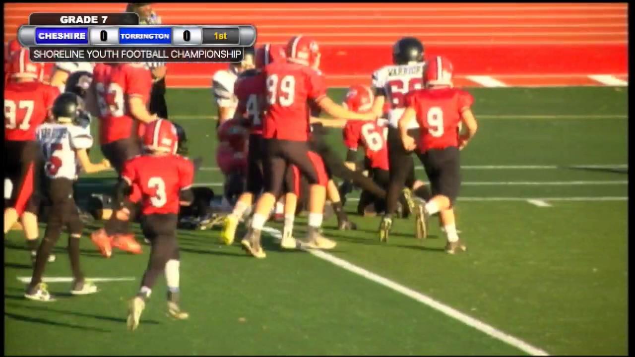 Shoreline Youth Football Conference 7th Grade Championship - YouTube 517d44e62