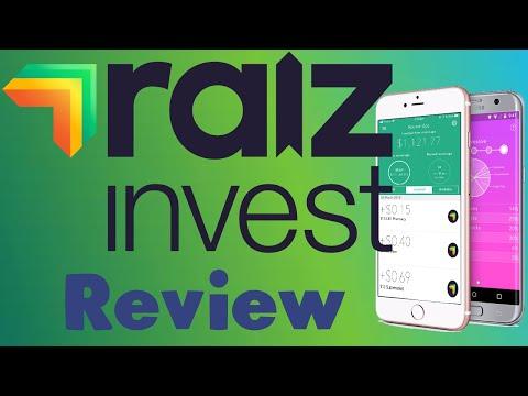Can You Make Money With Raiz Invest? (Acorns) | App Review