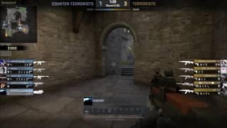 CS:GO - P90 ACE!! SPRAY LIKE A TURD