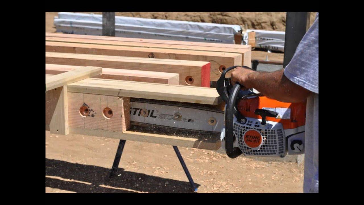 Knife Plate Slotter For Timber Framing Youtube