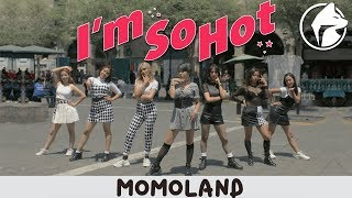 [KPOP IN PUBLIC MEXICO] MOMOLAND (모모랜드) - I'm So Hot Dance Cover By MadBeat Crew