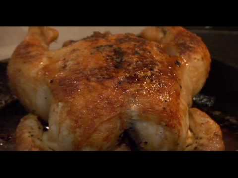 Simple Roasted Chicken - Roast Chicken Recipe - YouTube