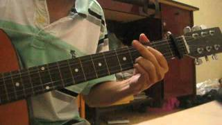Người đi tìm cơn mưa - Guitar cover - Mạnh Khùng