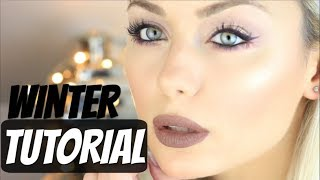 Winterlook Tutorial | Abendlook by Gözde Duran