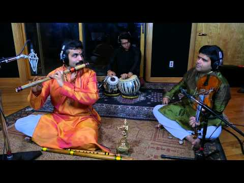 Keeravani from Krishna Lila by Music for Deep Meditation www.InnerSplendor