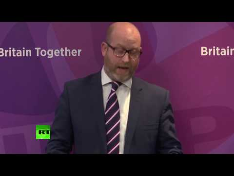 UKIP leader Paul Nuttall calls Islam 'a cancer that needs to be cut out'