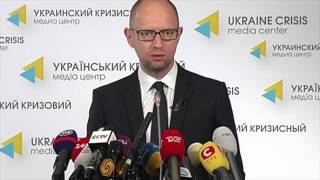 Prime minister of Ukraine about the investigation of MH17 tragedy