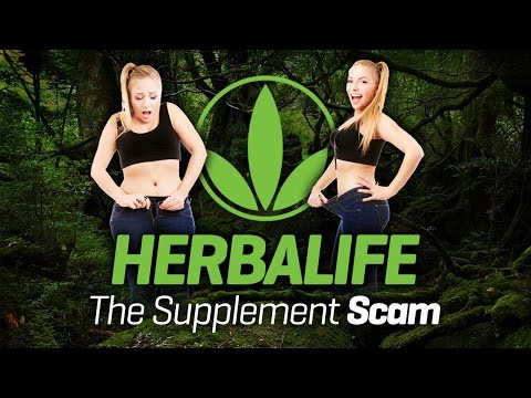 Herbalife - Is it a supplement scam?