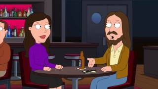 Family Guy - Jesus Speed Dating