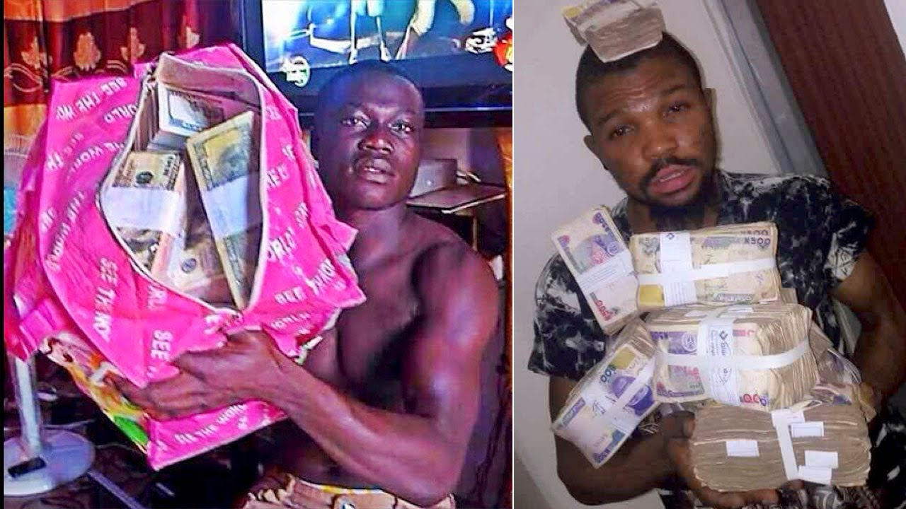Top 10 Richest Fraudsters In Nigeria Richer Than DANGOTE & BUHARI - YouTube