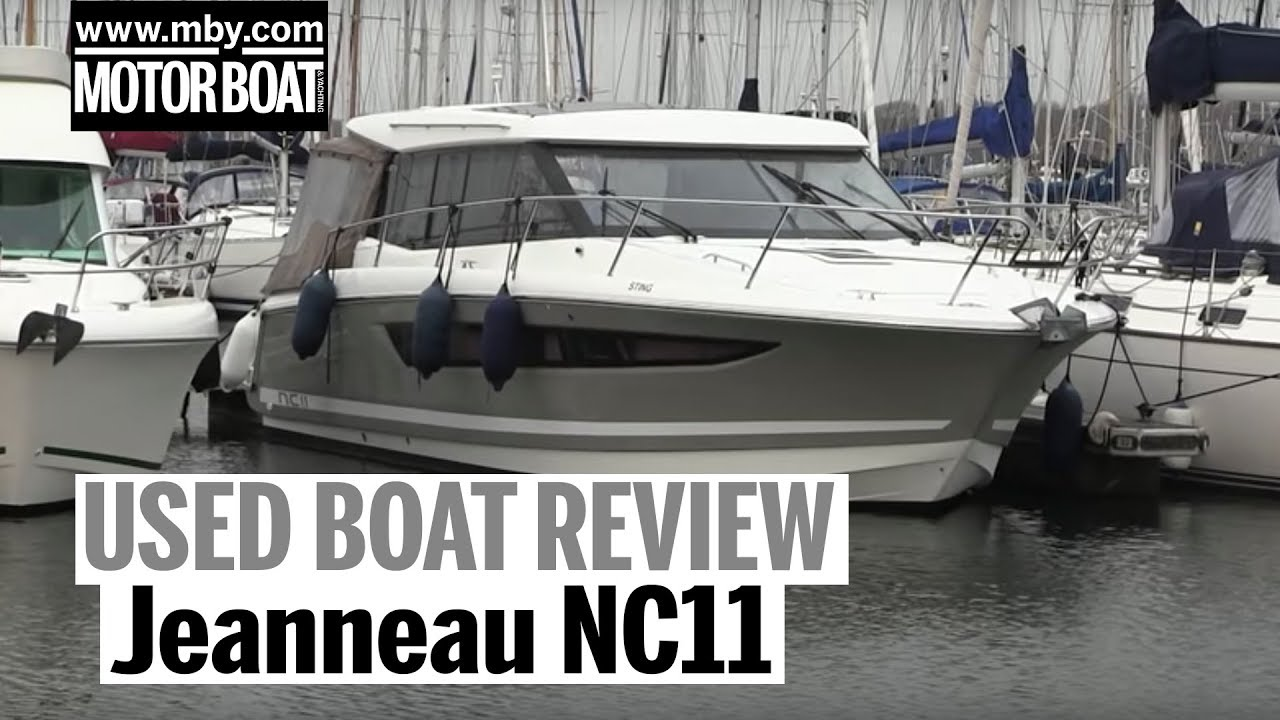 Jeanneau NC11 | Used Boat Review | Motorboat & Yachting