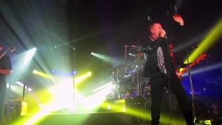 Simple Minds - New Gold Dream (Helsinki 27.1.2014)