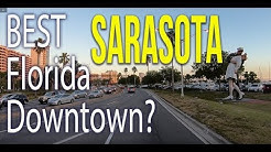 Sarasota - Best Florida Downtown? Mainstreet Florida Top 25 candidate in 4K