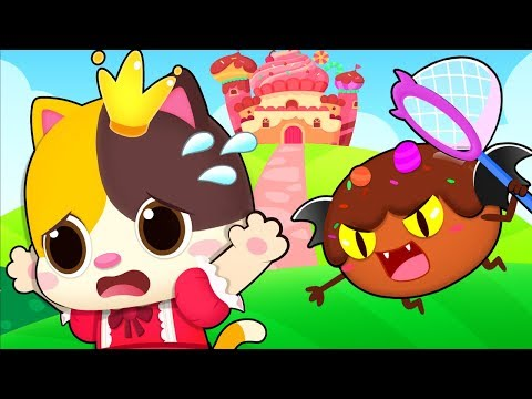 Chocolate Princess Rescue Mission  Food Song  Nursery Rhymes  Kids Songs  BabyBus