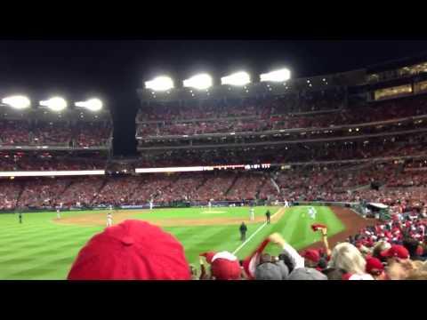 Jason Werth Walk Off Homerun Nationals Cardinals Game 4