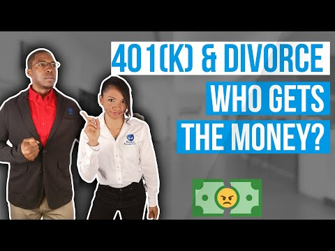 401k & Divorce?