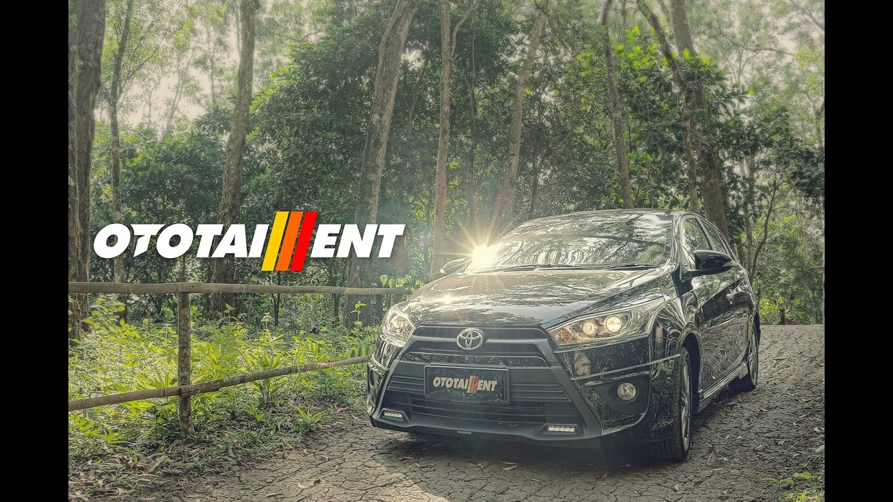 all new yaris trd sportivo 2017 no rangka grand avanza toyota review indonesia youtube