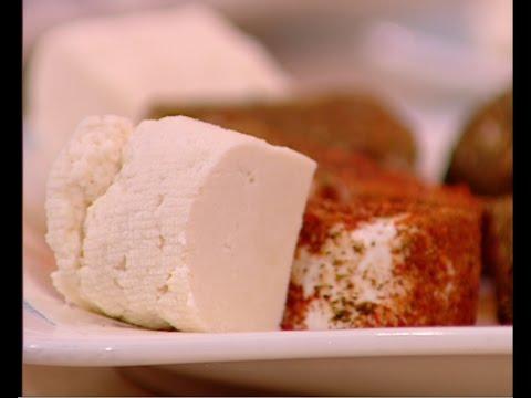 طريقة عمل الجبنه البيضاء على طريقة الشيف #هاله_فهمي من برنامج #البلدى_يوكل #فوود