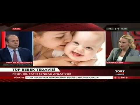 Prof.Dr. Fatih Şendağ, kısırlık hastalığı ve tüp bebek tedavisine ilişkin bilgiler veriyor.