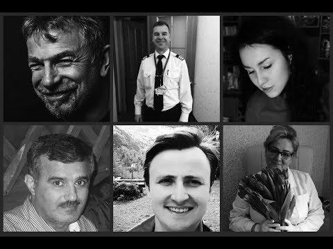 Пассажиры разбившегося самолета Ан-148 Москва – Орск. Часть 2