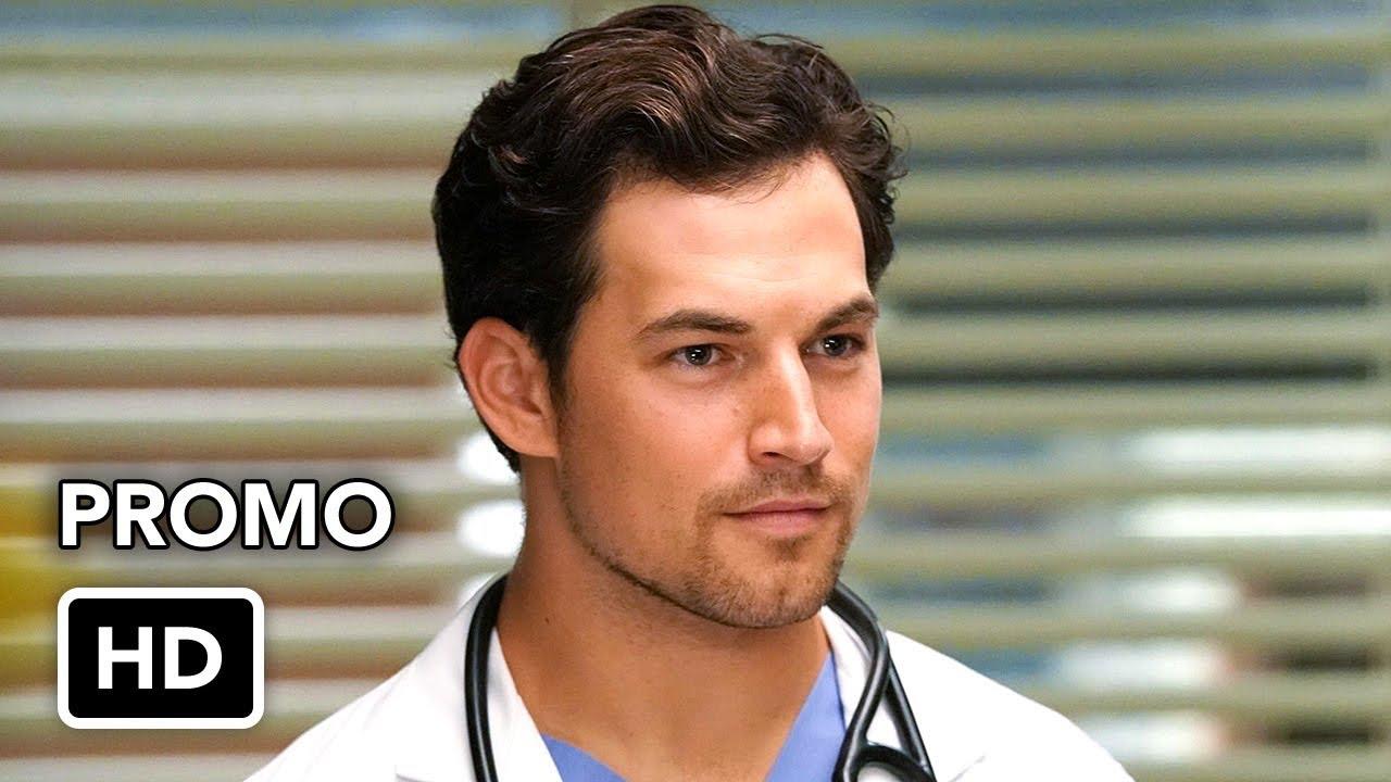Grey\'s Anatomy 14x03 Promo \