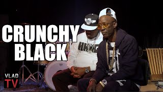 Crunchy Black: If Boosie Knows Who Shot Him He Can Call Me to Handle It (Part 4)