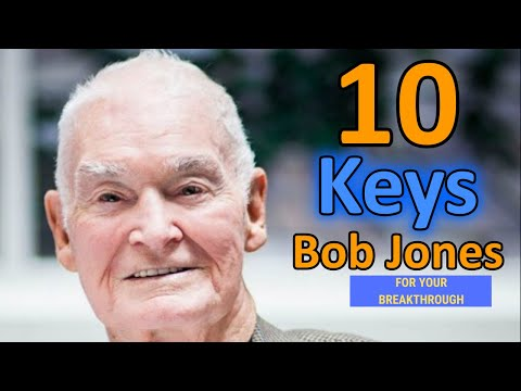 Bob Jones (Secrets) - 10 Keys For Your Breakthrough