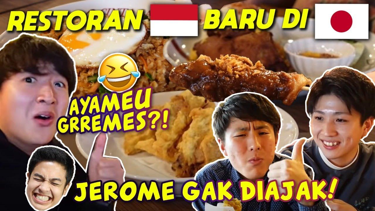WASEDABOYS NGEVLOG TANPA JEROME😂! COBA RESTORAN INDONESIA BARU DI JEPANG!