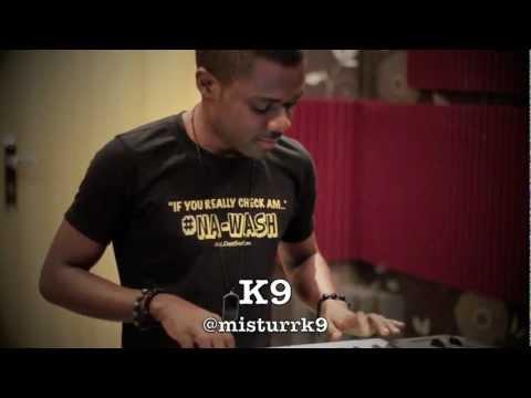 Trybe Records artist K9 creates