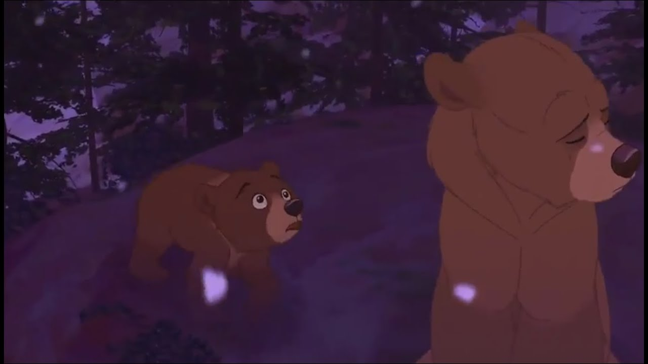 Brother Bear No Way Out Eu Portuguese Youtube