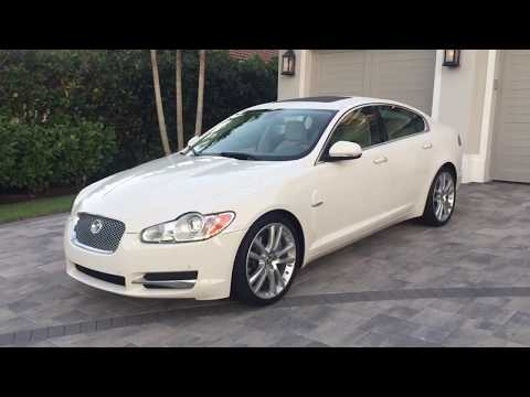 2010 Jaguar XF Premium with Portfolio Review and Test Drive by Bill - Auto Europa Naples