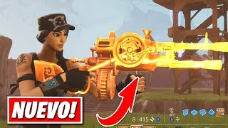 😱 NEW WEAPON HACKED at FORTNITE 👨 💻 And La SCAMEO - SCAMEANDO A SCAMERS at FORTNITE