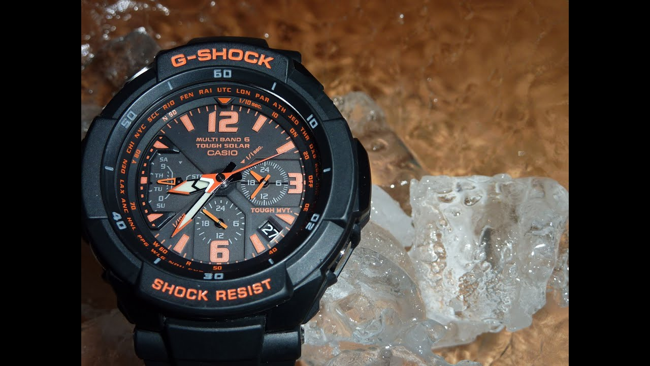 save off a61c1 0e937 G-Shock GW-3000B-1AER review