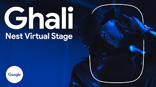 Ghali on Nest Virtual Stage