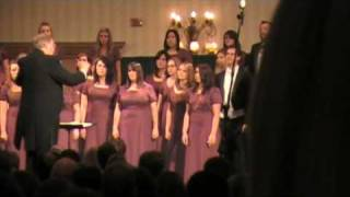 Missouri State University Concert Chorale - Ciel, air et vents Thumbnail