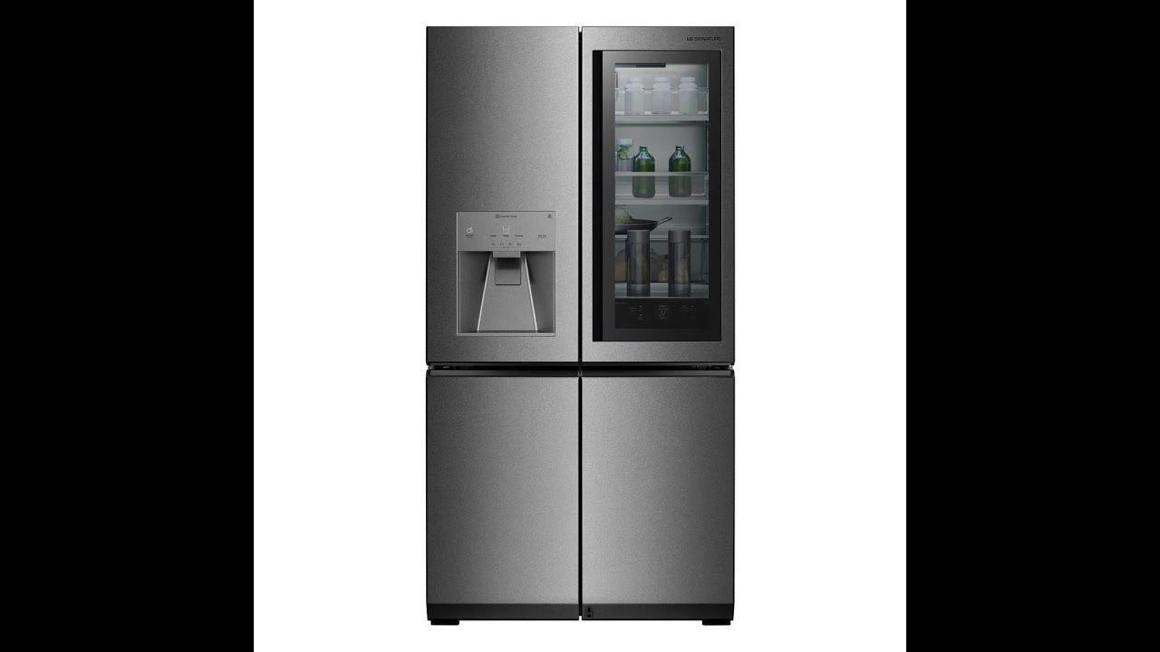 Lg signature french doors refrigerator model lupxs3186n youtube lg signature french doors refrigerator model lupxs3186n rubansaba