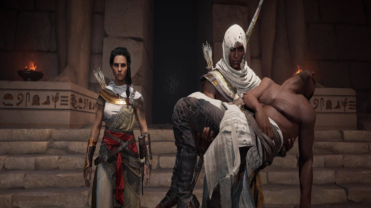 grea assassins creed origins - 1280×720