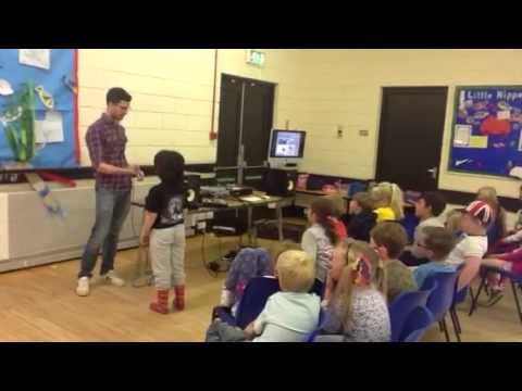 DJ Session for young kids at Astley
