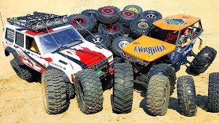 TOP 7 RC Cars Tires for Stone — HUGE TEST — Wilimovich