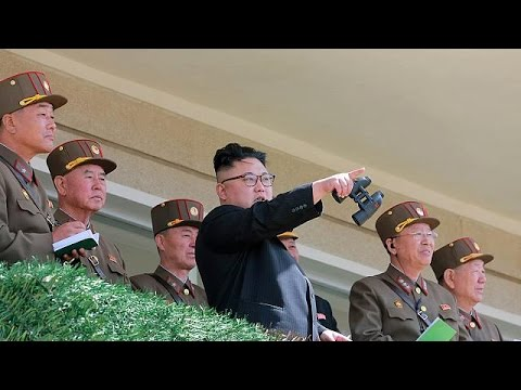 Global tensions continue to climb over North Korea