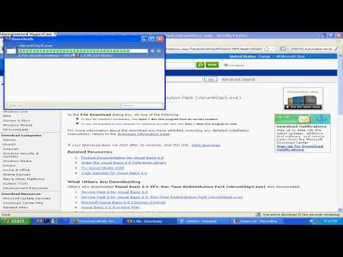 Run time error ' 2147024770 8007007e Automation error for swiftkit