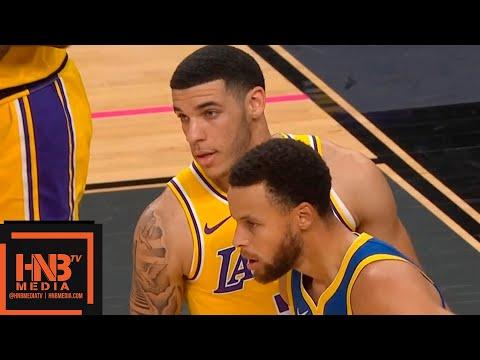 Los Angeles Lakers vs Golden State Warriors 1st Qtr Highlights | 10.10.2018, NBA Preseason