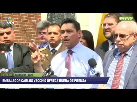 EN VIVO - Alzamiento de Grupo Militar en Venezuela